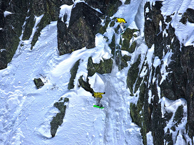 Chute Sequence